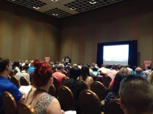 Session filled with dealers eager to learn